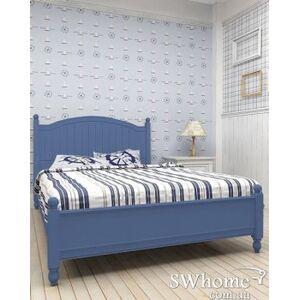 Кровать Канон NEW DREAMS Синяя