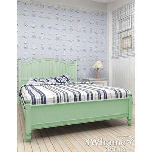 Кровать Канон NEW DREAMS Зеленая