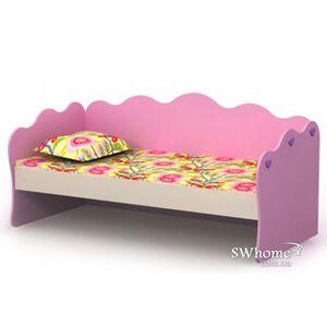 Кровать Бриз Pink Pn-11-3 Розовая
