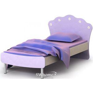 Кровать Бриз Silvia Si-11-1 Сиреневая