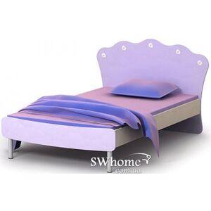 Кровать Бриз Silvia Si-11-2 Сиреневая