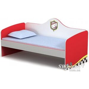 Кровать Бриз Driver Dr-11-11 Красная