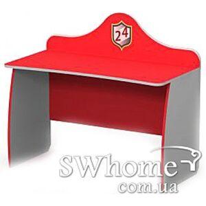 Письменный стол Бриз Driver Dr-08-1 Красный