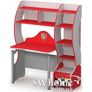 Письменный стол Бриз Driver Dr-08-4 Красный