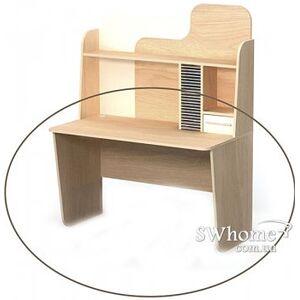 Письменный стол Бриз Mega М-08-1 Дуб светлый