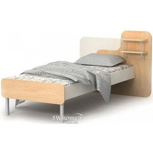 Кровать Бриз Mega М-11-16 Дуб светлый