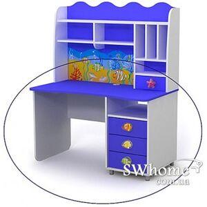 Письменный стол Бриз Ocean Od-08-1 Синий
