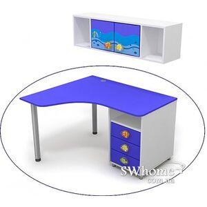 Письменный стол Бриз Ocean Od-08-2 Синий