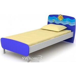 Кровать Бриз Ocean Od-11-5 Синий
