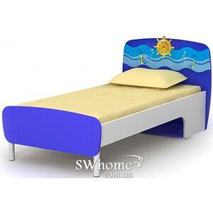 Кровать Бриз Ocean Od-11-15 Синий