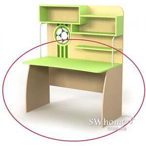 Письменный стол Бриз Active Bs-08-1 Салатовый