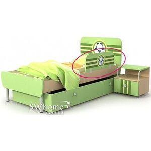 Защитная боковина для кровати Бриз Active Bs-20 Салатовый
