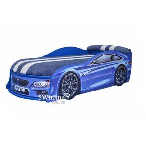 Кровать машина MebelKon Bmw Синяя
