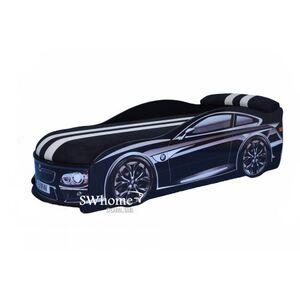 Кровать машина MebelKon Bmw Черная