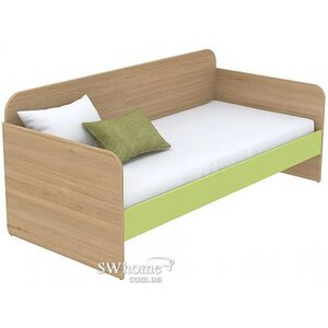Кровать Бриз Акварели Кв - 11-7 Бирюзовая