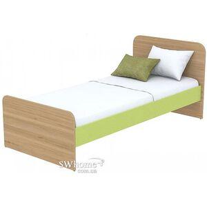 Кровать Бриз Акварели Кв - 11-9 Бирюзовая