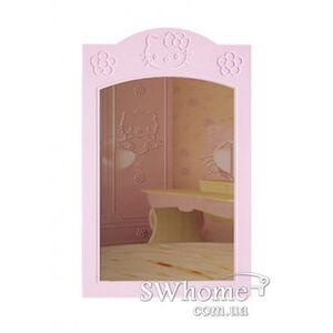 Зеркало Вальтер Kiddy Розовый