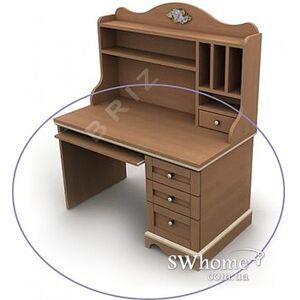 Письменный стол Бриз Angel An-08-1 Береза