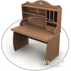 Письменный стол Бриз Angel An-08-4 Береза