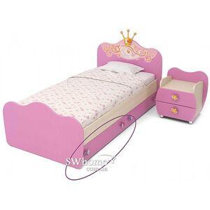 Выдвижная ниша для Сn-11-1 Бриз Cinderella Сn-15-1 Розовая