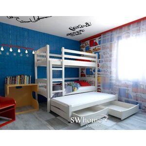 Двухъярусная кровать Chaswood Трио +