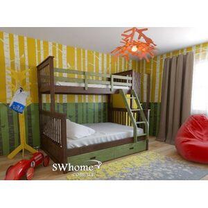 Двухъярусная кровать Chaswood Олигарх +