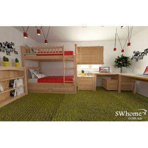 Двухъярусная кровать Chaswood Жанна
