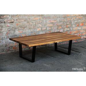 Кофейный стол EcoWalnut с ровными краями Орех