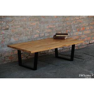 Кофейный стол EcoWalnut с ровными краями Дуб