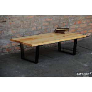 Кофейный стол EcoWalnut с ровными краями Сосна