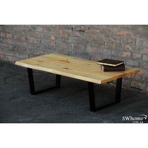 Кофейный стол EcoWalnut с живыми краями Орех