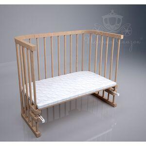 Приставная кроватка Поляна сказок Multi-bed Premium макси Лак