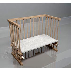 Приставная кроватка Поляна сказок Multi-bed Classic макси Лак