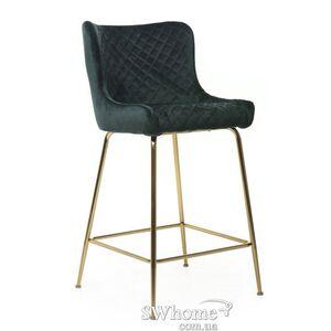 Барный стул Vetro Mebel B-120-2 Изумруд