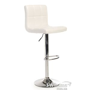 Барный стул Vetro Mebel B-40 Белый