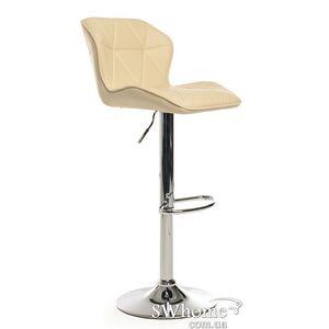 Барный стул Vetro Mebel B-70 Бежевый
