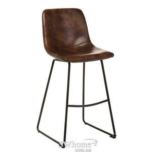 Барный стул Vetro Mebel B-13 Коричневый антик