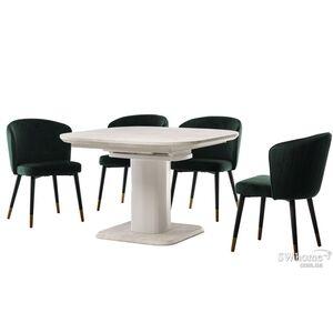 Стол раскладной обеденный Vetro Mebel TML-570 Айвори