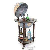 Глобус бар напольный Zoffoli Da Vinci U.020.A Blue Италия