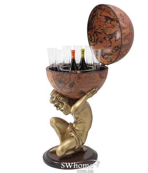 Глобус-бар: оригинальный элемент интерьера и отличный подарок